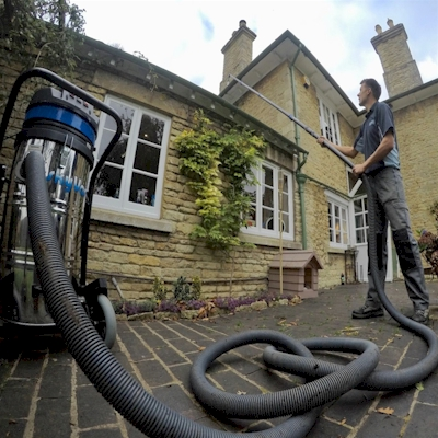 SkyVac Vacuums (Gutter Cleaning)