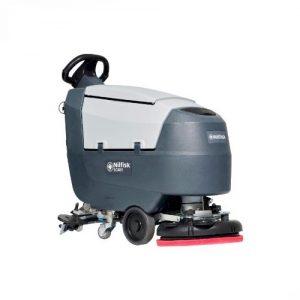 SC401 walk-behind scrubber dryer