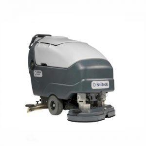 SC800 walk-behind scrubber dryer - floor machines