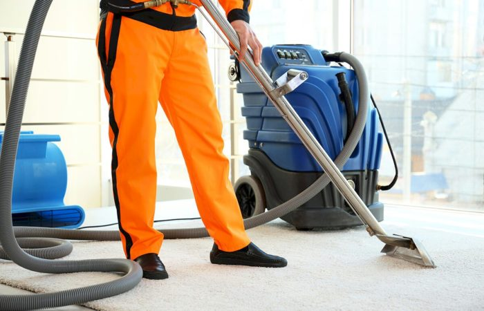 5 Types of General Business Vacuums
