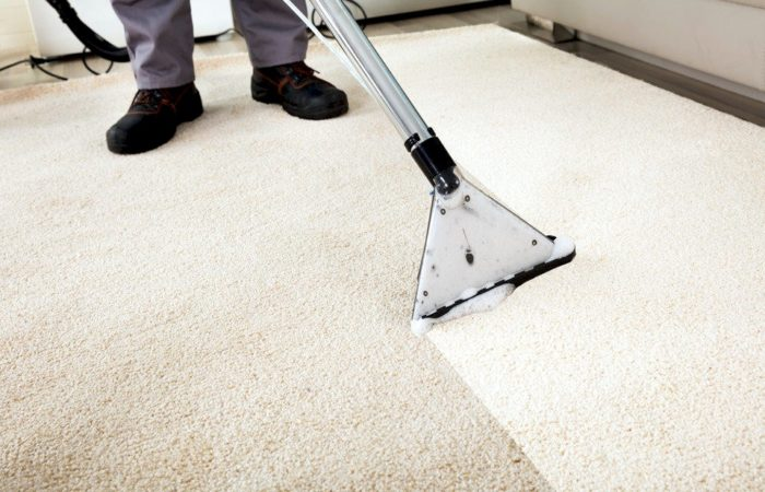 Carpet Shampoo Machines