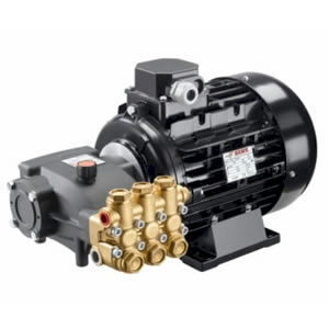 Cold Water Electric Motor Pump Sets