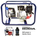 SkyVac 2.7kva Petrol Generator for SkyVac Atom