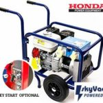 SkyVac Power Generator 5kva Petrol
