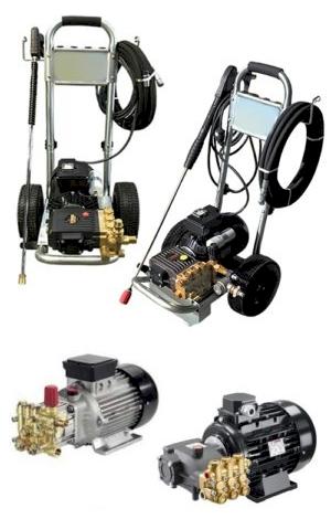 Water & Pressure Blasters