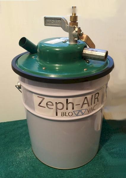 V500 Zeph-AIR by BloVac