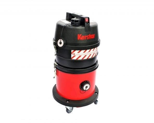 Kerstar KV25/2H Twin Motor Asbestos Vacuum Cleaner