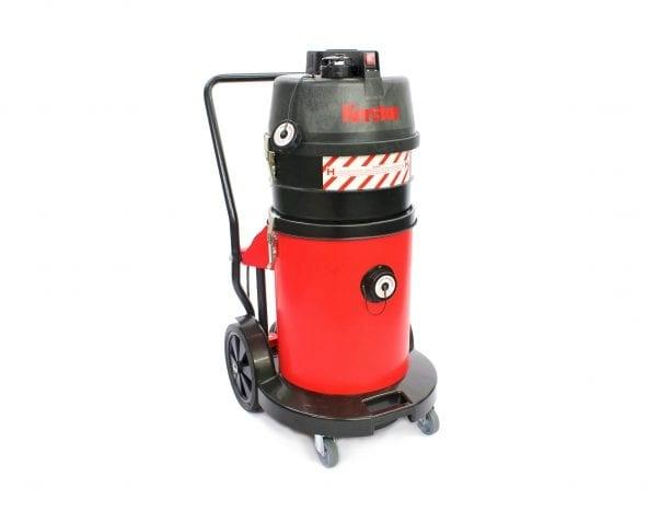 Kerstar KV50/2H Twin Motor Asbestos Vacuum Cleaner