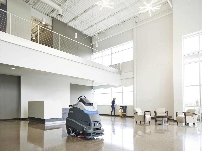 Nilfisk Liberty SC50 autonomous scrubber-dryer