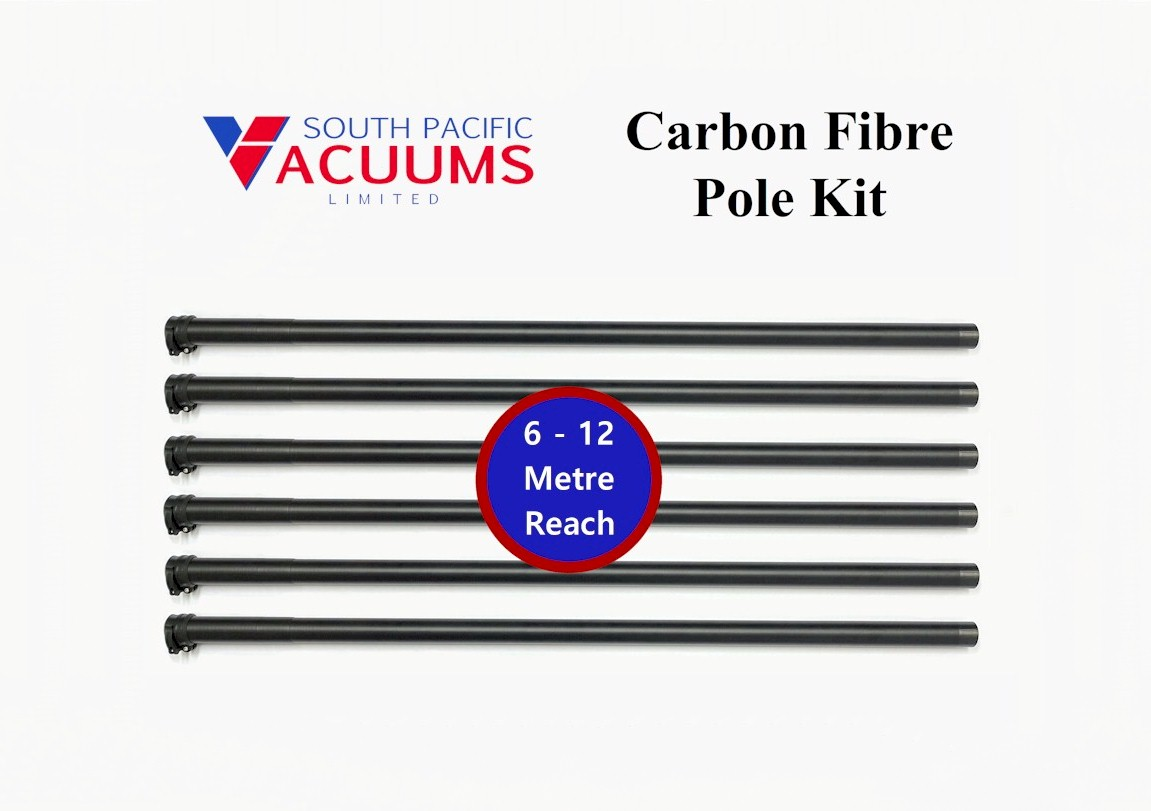 Carbon Fibre Pole Kits