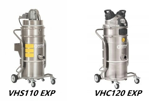 VHC EXP Series - Food Processing